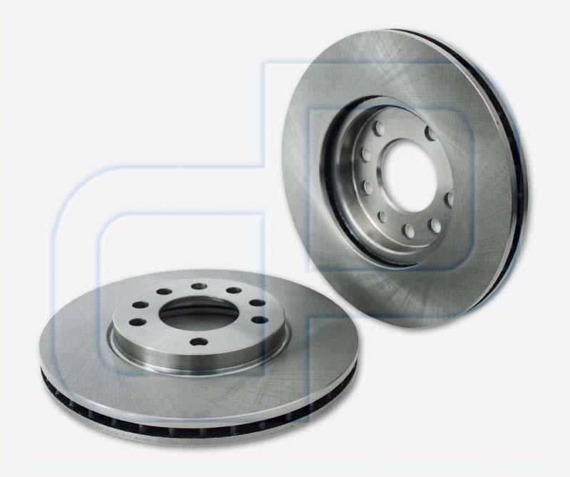 Bremsscheiben vorne Ø280mm für Opel Meriva Zafira B A05 F75/_ Vauxhall Astra